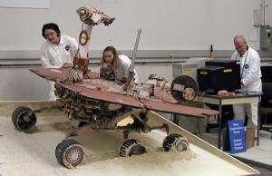 NASA_JPL_Mars_Rover_Earth
